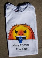 Here comes the sun folded by shandab3ar