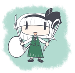 Wide Youmu by Why485