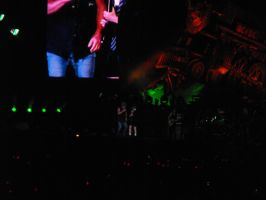 Brian Johnson and Angus Young by Shame-On-The-Night