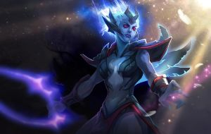 dota2 Vengeful Spirit by biggreenpepper