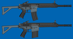 Blue Arms Convoy AR +BR A1 by andyshadow26