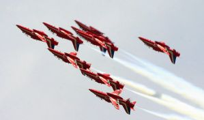 red arrows display 2 by Sceptre63