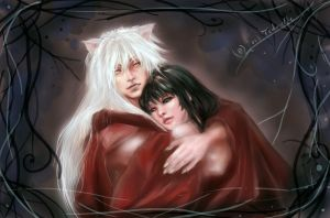 I Think I Need You - Inuyasha by Technoelfie