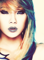 2NE1 CL EDIT 2 by Awesmatasticaly-Cool