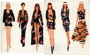 Prints Collection by Linzy07