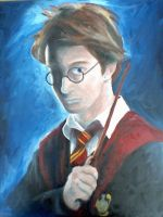 harry potter by FluffyWho