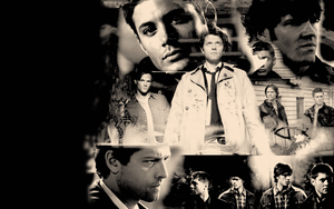 Supernatural Wallpaper by poturiye