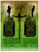 Music Love by Emindeath