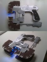 Dead space Plasmacutter by KatZina