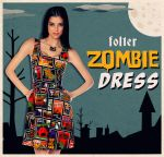 FOLTER Clothing Zombie dress by gar3nx