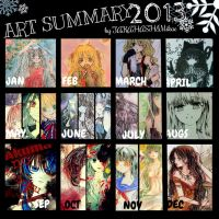 ART SUMMARY 2013 by TAKAHASHIMikae