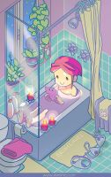 Gaming and soaking by skimlines