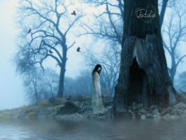 The Lost Maiden by jadalia