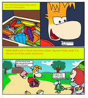 Jump and Loop Rayman Short Comic #01 Page 7 by Mighty355