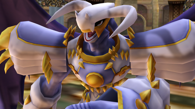 ROYAL KNIGHTS 2.0: Dynasmon (Cyber Sleuth)polished by GuilTronPrime