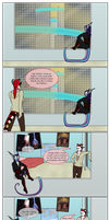 Project Zero Comic 1 by forrgotenrose