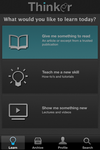 Thinker Learn Page by Azadoroz