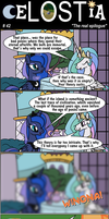 CeLOSTia - part 42. The End by Silverane