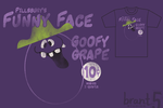 Goofy Grape by brant5studios
