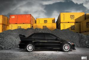 Evo VIII Profile by berk007