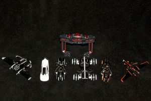 Tron Collection by ThunderChildFTC