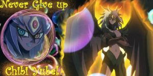 Never Give up by chibi-yubel