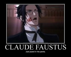 Claude's Motivation by JustAnotherKHFangirl
