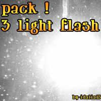 3 light flash by idalia15