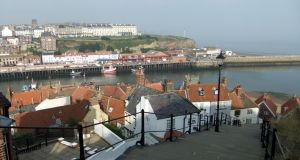 Whitby Steps (5) by PaulineMoss