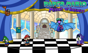 Paper Mario: Mirror of Infinity: Prologue by Renleixue