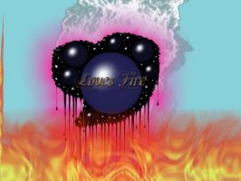 The fire of love by wickedlady