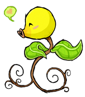 Bellsprout WWS by the19thGinny