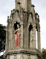 Eleanor Cross Detail - Stock by GothicBohemianStock