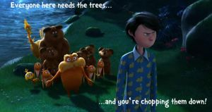 Everyone here needs the trees... by Mia-Oneill