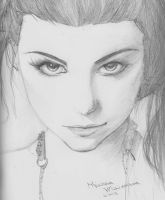Amy Lee by Daniellas-wife