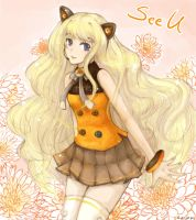 Vocaloid : SeeU by sawa-rint