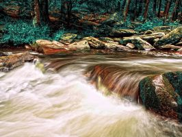Wild Water 2 by FrantisekSpurny