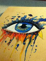 Eye by HarlequinChild