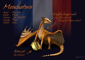[PC] Moucheture reference by Kalia24