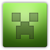 Minecraft HD Icon by iFoXx360
