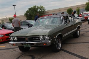 Chevy Powered 'Pontiac' by KyleAndTheClassics