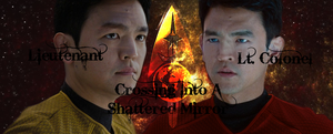 Crossing Into A Shattered Mirror - Sulu by LLAP
