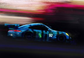 Porsche 911 RSR 24Honors 2014 LMGTE Pro by Rizov