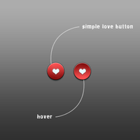 Love button by OtherPlanet