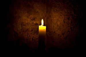 Candle 2 by Quinnphotostock