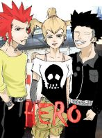HERO by redcolour