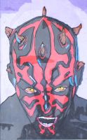 Darth Maul by rsholtis