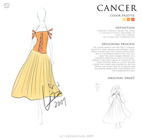 Cancer - 12 Horoscopes C. by rednotion