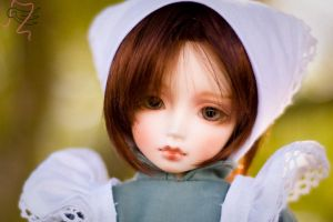 Chibitalia Closeup by angelicthreads