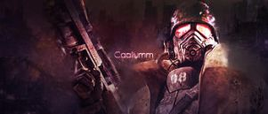 Fallout New Vegas Sig by Caaallum